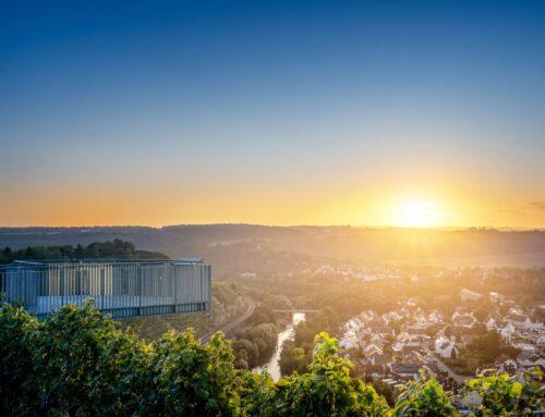 Aussichten in der Region Stuttgart