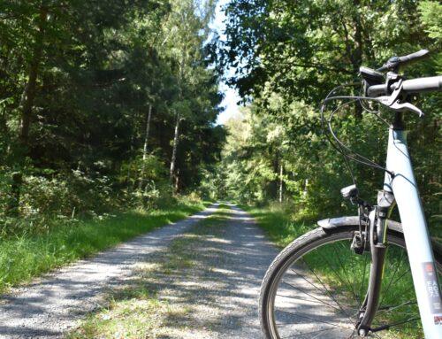 Unterwegs auf dem Radel-Rund