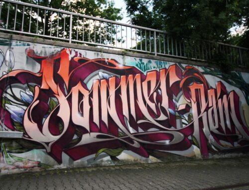 Street Art in Stuttgart
