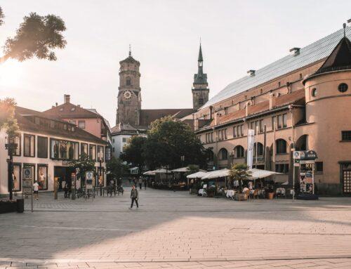 Top 10: Eltern zu Besuch in Stuttgart